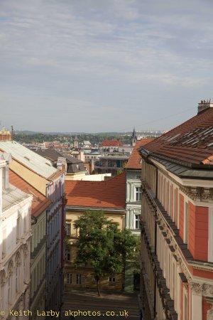 Ibis Praha Wenceslas Square: View from room