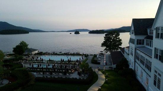 The Sagamore Resort: 20160907_192807_large.jpg