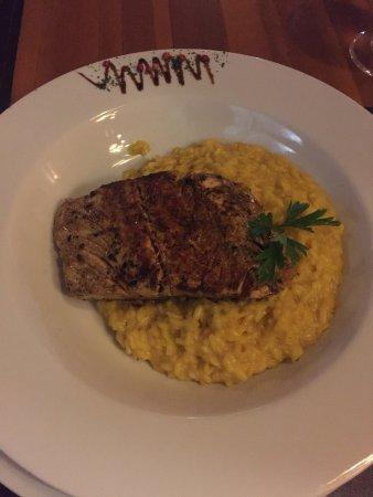 Cairu, BA: Pratos de alta gastronomia com preços correspondentes. Se for em casal, reserve por volta de 150