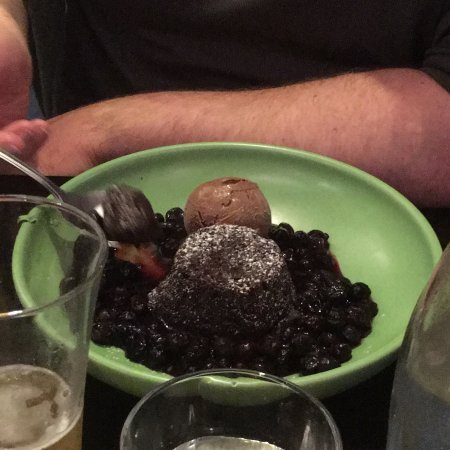 Ohakune, Nueva Zelanda: The Bearing Point Restaurant & Bar