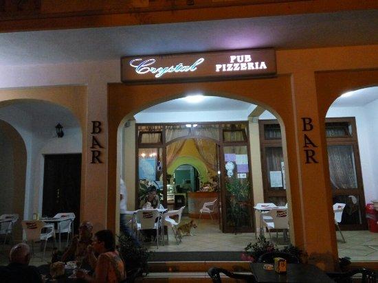 Gagliano del Capo, Italia: Un bel locale in un bel paese!!