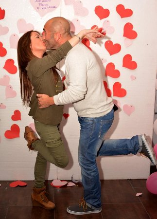 Alcaucín, España: Fiesta de San Valentín