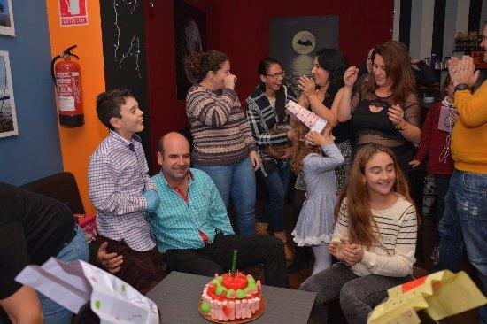 Alcaucin, İspanya: Actividades Infantiles