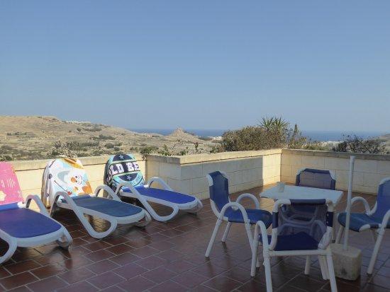 Cornucopia Hotel: Balcony Area