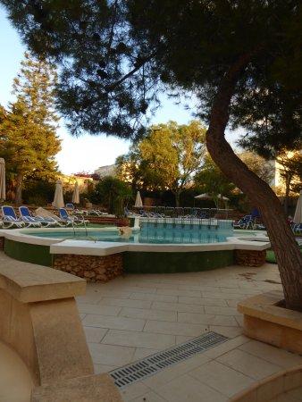 Cornucopia Hotel: Top Pool at the hotel