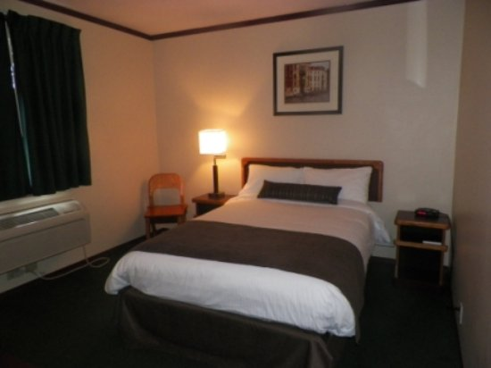 Creston, Kanada: Room with 1 Double Bed