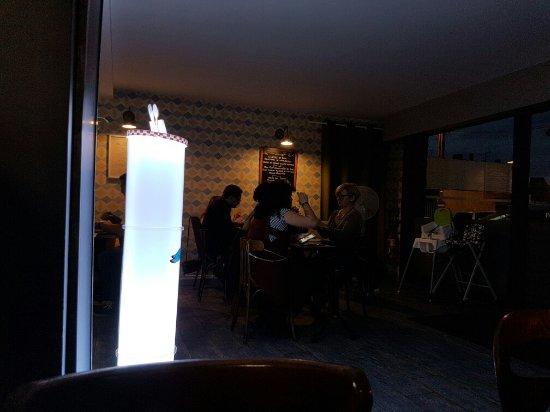 Seine-et-Marne, Francia: Chez Micheline & Paulette