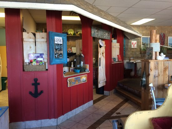 Barrington, Kanada: Worth the Cat ferry ride the most unbelievable lobster chowda