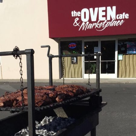 Chico, CA: BBQ Tri-tip sandwiches every Friday and Saturday