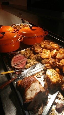 The Granby: Carvery Wednesday & sunday