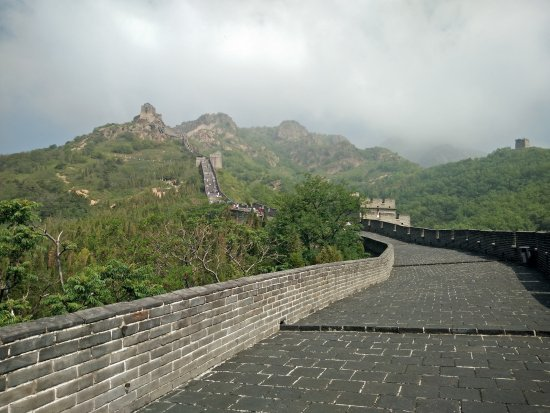 Qinhuangdao, China: Great Wall