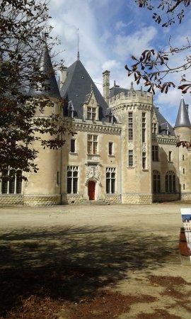 Saint-Michel-de-Montaigne, Francia: Château de Montaigne (Entrée du logis principal)