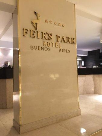 Zdjęcie Feirs Park Hotel