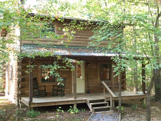 Hico, Западная Вирджиния: Appalachian Cabin