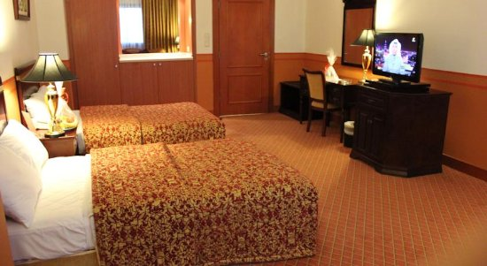 Golden Hotel Jeddah : Deluxe Room Twin Bed