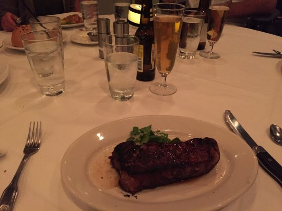 Morton's The Steakhouse - Chicago - Wacker Place: photo0.jpg