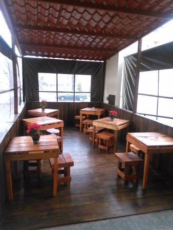 Lugar Muy Acogedor Con Terraza Picture Of Kebere Gourmet
