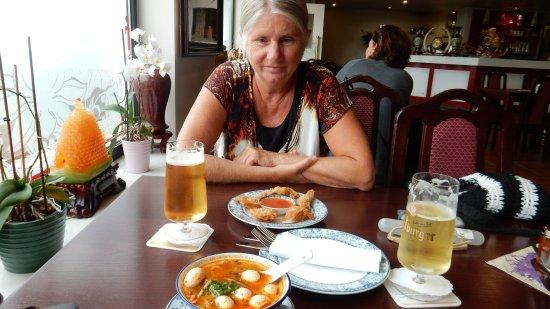 Morbach, Germany: heerlijke voorgerechten