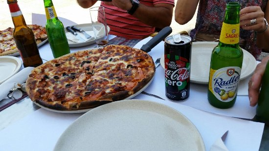 Vimioso, Portugal: Cafe Pizzaria Pires
