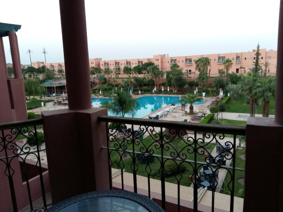 Foto de Palm Plaza Marrakech Hotel & Spa