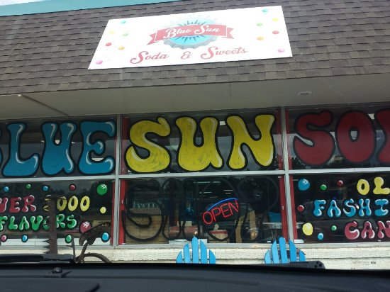 ‪Blue Sun Soda Shop‬