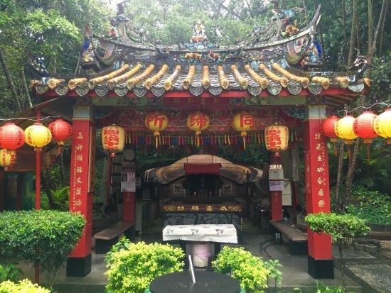 芝山巖惠济宫