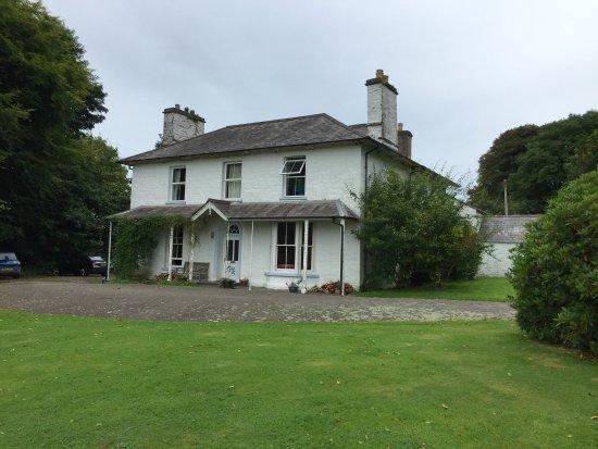 Aberporth, UK: Farm house