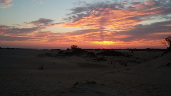 Jockey's Ridge State Park: great sunsets
