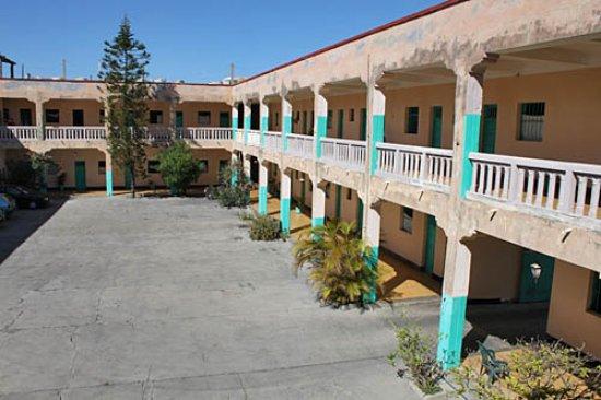 Hotel Lerma: 2o Piso al patio interior