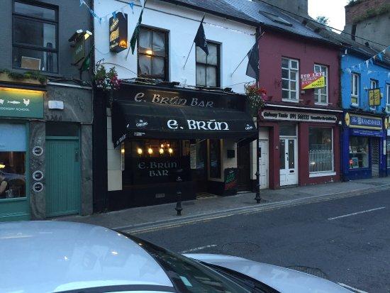 E Brun Bar