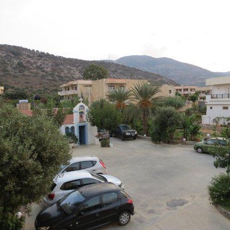 Aggelo Hotel Stalis Photo