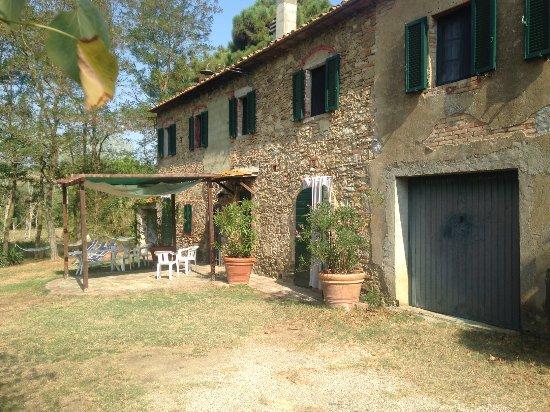 """Montescudaio, อิตาลี: Die Ferienwohnung """"Dolce Sonno"""" - Süßer Schlaf"""