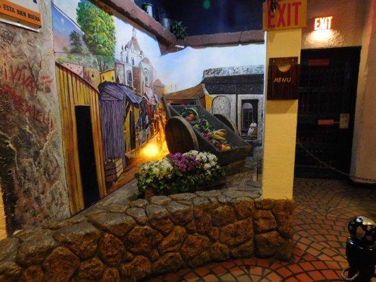 Lakewood, CO: The inside of Casa Bonita is uniquely beautiful