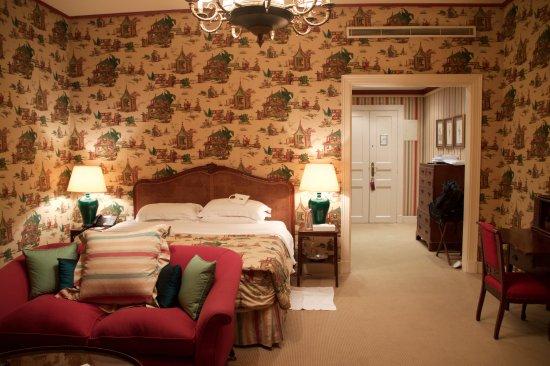 Hotel Albergo: Το υπνοδωμάτιο - Από παιδικό παραμύθι