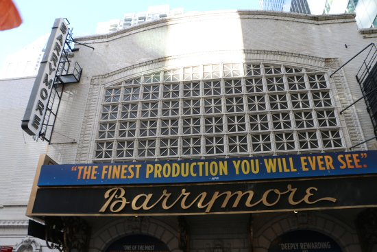 Inside Broadway Tours: Barrymore