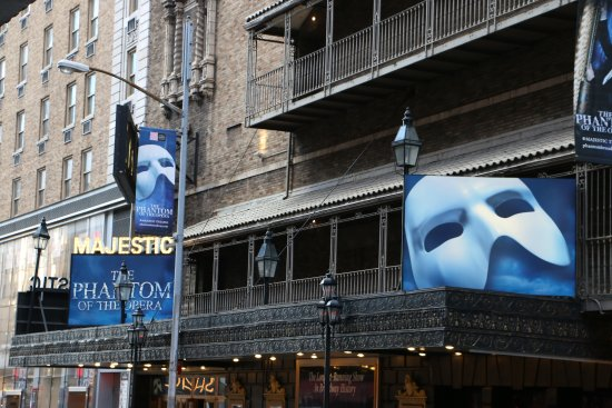 Inside Broadway Tours: Majestic - Phantom of the Opera