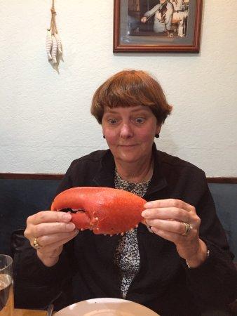 Port Charlotte, UK: Order day ahead seafood Platter