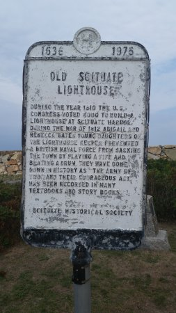 Scituate, MA: Love the history!