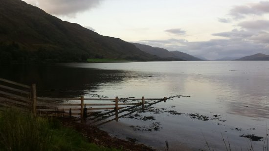 Ardgour, UK: 20160916_193015_large.jpg