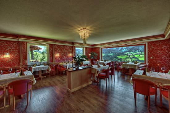 Allgauer Panoramahotel: Restaurant