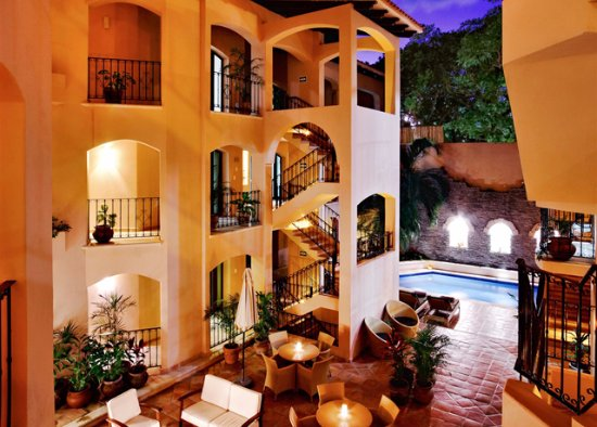 Acanto Boutique Hotel and Condominiums Playa del Carmen Mexico Photo
