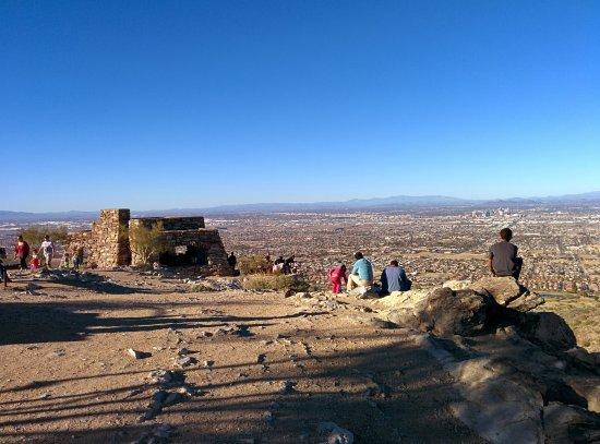 South Mountain Park: Dobbins Lookout
