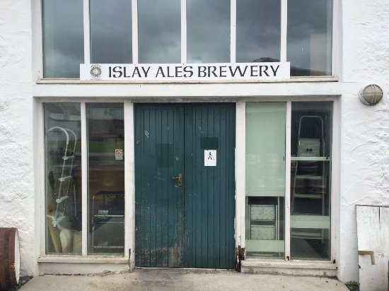 ‪‪Bridgend‬, UK: Islay Ales Brewery‬