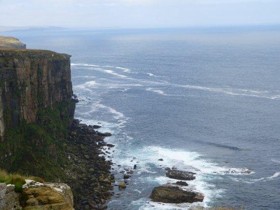 Dunnet Head: Views from the Cliffs