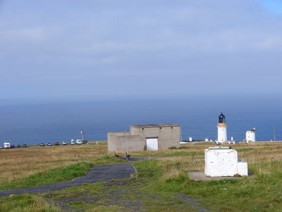 Dunnet Head: Looking across to the Orkney Islands