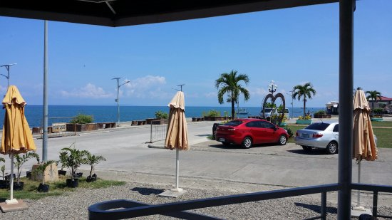 Baybay, Filipinas: View from inside