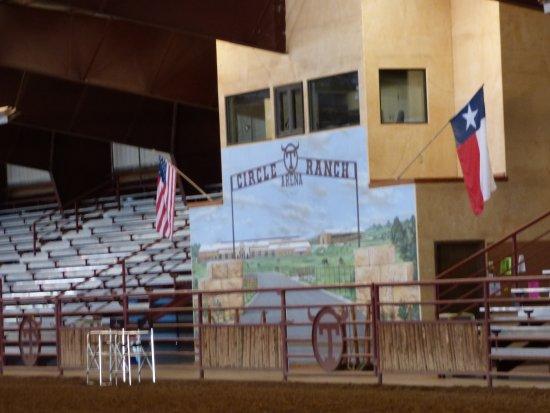 Hamilton, TX: Arena