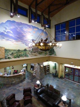 Hamilton, Teksas: Lobby