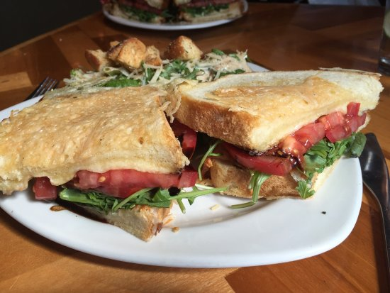Brick 29: Caprese sandwich