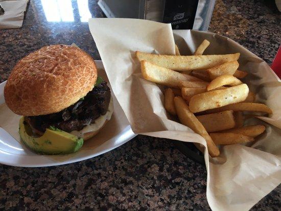 Oceano, كاليفورنيا: Beach Burger